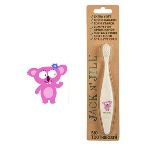 Doğal Macun Ve Fırça Set 2'li Koala