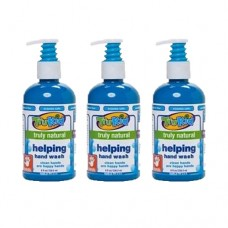 Helping Hand Wash - Doğal El Sabunu 236 ml 3 lü Ekopaket