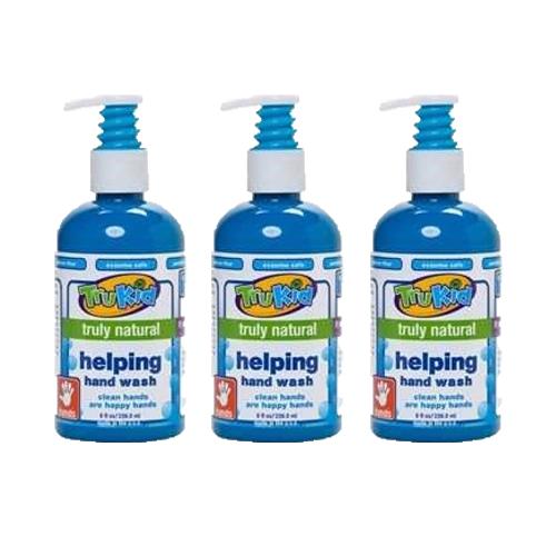 Helping Hand Wash - Doğal El Sabunu 236 ml 3 lü Ekopaket