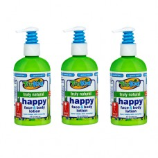 Happy Face-Body Lotion After Sun -  Yüz ve Vücut Losyonu 236 Ml 3 lü Ekopaket