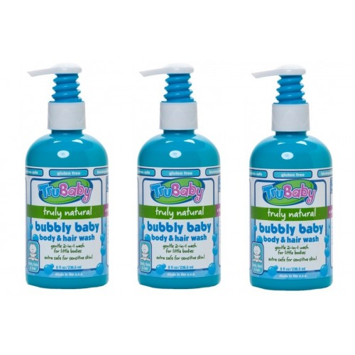 Bubbly Hair & Body Wash  236 Ml 3 lü Ekopaket