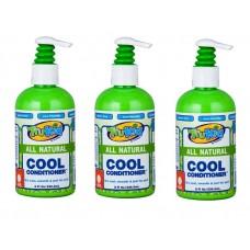 Cool Conditioner - Çocuklara özel tamamen doğal Organik içerikli saç kremi 236 ml 3lü ekopaket