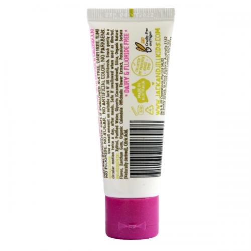 Doğal Diş Macunu - Berries & Cream