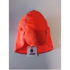 UV KİDS UPF +50 Güneş Korumalı Flap  Güneş Şapka 3-5 Yaş