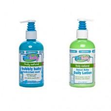 Bebek Bakım Seti 2 li Paket Şampuan ve Losyon